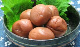 【栄養学】梅干しの栄養成分について紹介!梅の食品の効能と効果を高めるコツ